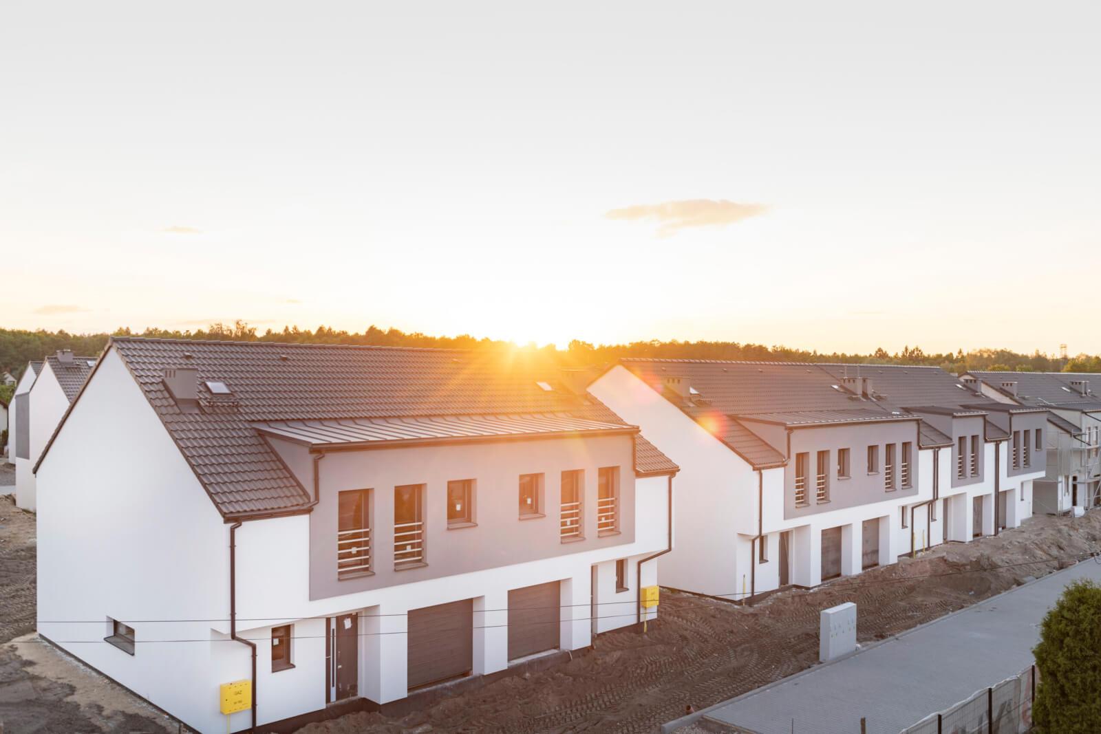 Budowa osiedla Ruda Śląska