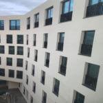 Rozbudowa i modernizacja hotelu Diament Katowice ul.Dworcowa